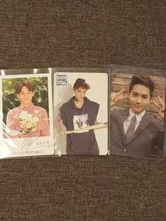 🚚 EXO Photocards