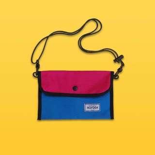 Hoyden Sacoche Bag Envelope (Tas Slempang Anak)