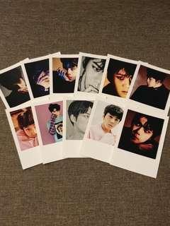 🚚 Sehun EXO polaroids