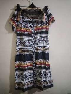 Free ongkir Dress Batik