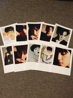 🚚 Baekhyun EXO Polaroids