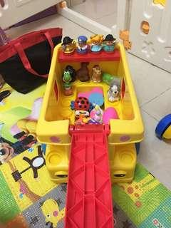 Fisher Price wagon