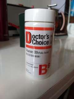 Doctor's Choice B9葉酸