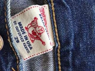 True Religion made in USA size 29 Jeans 👖