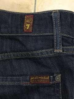 7 for all mankind size 32 Made in Italy 🇮🇹 Jeans 👖