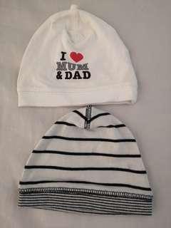 H&M bonnet bundle