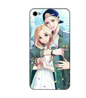 Anime case - all type hp