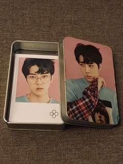 🚚 EXO Polaroids