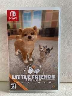 Switch - Little Friends Cats & Dogs