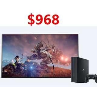 SONY 49 inch UHD 4K SMART LED TV X7000F