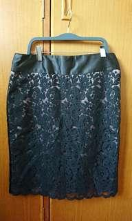 Lace Skirt Made in Korea 韓國製短裙