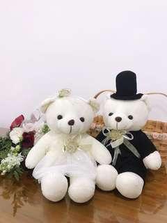 🚚 Wedding bears