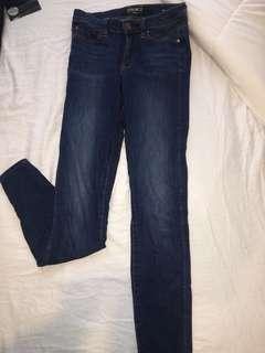 Jeans west blue skinny jeans - size 6