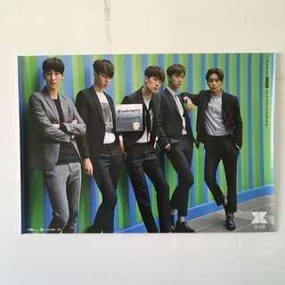 KNK POSTER