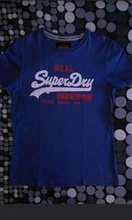 USED Superdry Shirts