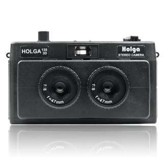 Holga 135 Stereo Camera