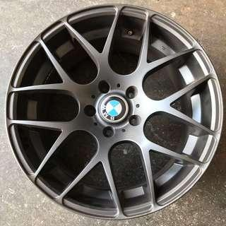 18 bmw staggered rims