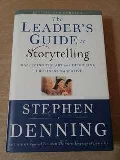The Leader's Guide to Storytelling - Stephen Denning