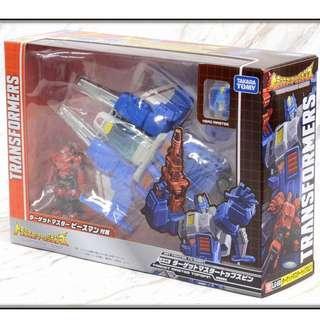 [Pre-order] Takara Transformers Legends LG-66 LG66 Targetmaster TopSpin Top Spin
