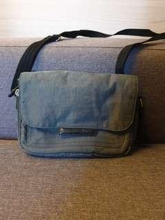 🚚 Grey small sling bag