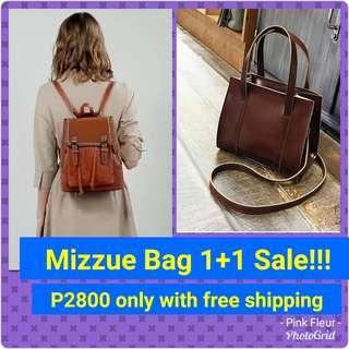 Mizzue Bags 1+1 Sale!!!!