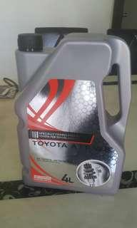 Toyota ATF WS Gearbox Oil