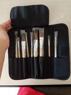 NEW Makeup Brush Set 9pc