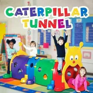 CATERPILLAR TUNNEL / PLAYGROUND