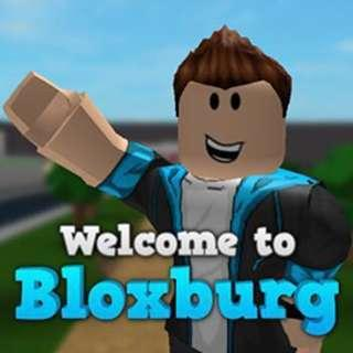 Bloxburg Cash/Money