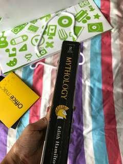 Mythology book selling very cheap