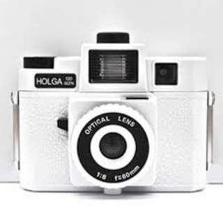 Holga 120 CFN (White)
