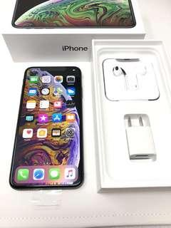 New iPhone XS Max Space Gray 64GB 全新美國帶回 #8550