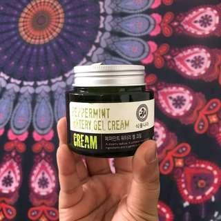 [MARKDOWN PRICE] Shingmulnara 식물나라 Peppermint Watery Gel Cream