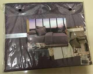 Cottex 3210針 queen bed 床單被袋全套