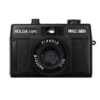 Holga 135 PC - Pinhole Camera
