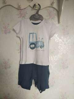 Romper Baby 6-9 month
