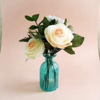 Artificial Flowers handmade