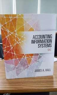 Accounting information systems 9E James A. Hall