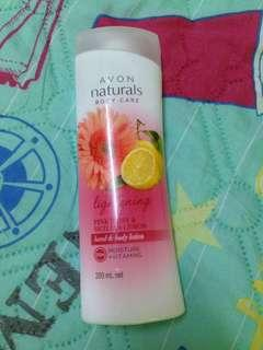 AVON LOTION