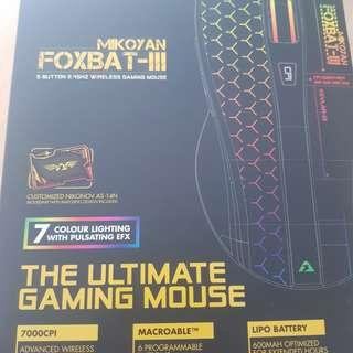 BNIB gaming mouse