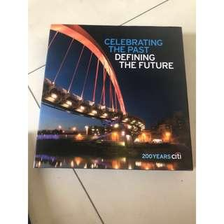 Collectible Citibank Book 'Celebrating the Past, Defining the Future'