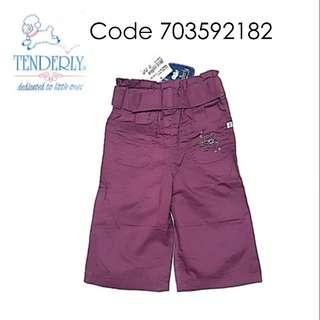 [AGE 1~3] TENDERLY 3/4 PANT - WOVEN ( 703592182 )