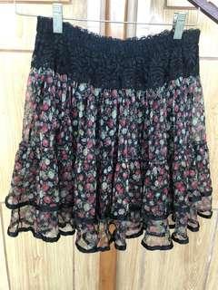 Mineola Flower Skirt