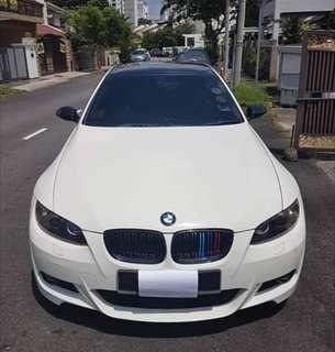 BMW E92 325Ci