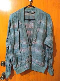 Knitted Outerwear - Large