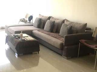 Well maintained sofa