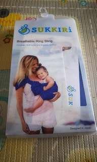 🚚 Sukkiri breathable ring sling