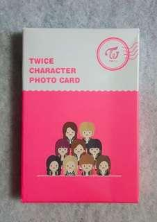 [PO] Twice Pop-Up Store Character Photocard Set
