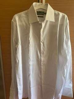 Marks and spencer smart office shirt