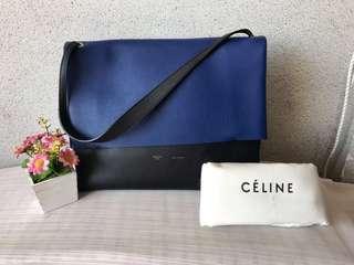 Authentic Celine All Soft Shoulder Bag